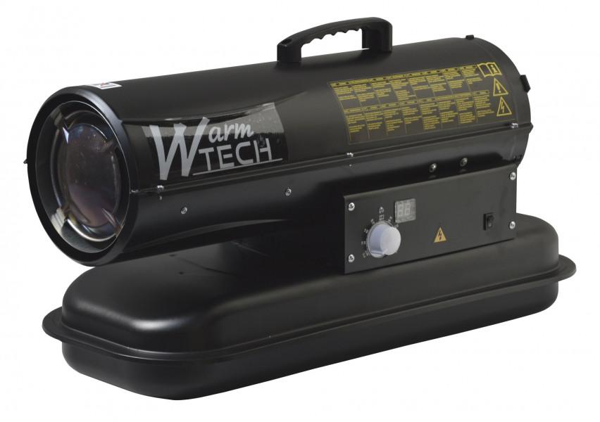 Warmtech Directe Diesel Heater 20 KW